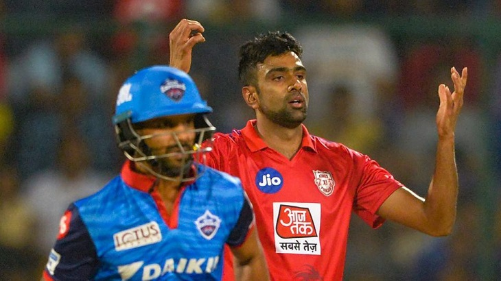 Ravichandran Ashwin fined Rs 12 lakh