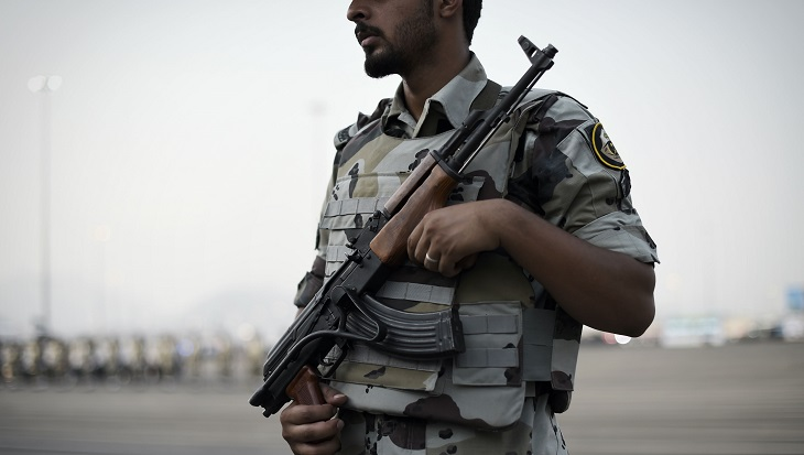 Four militants dead after attack on Saudi security forces