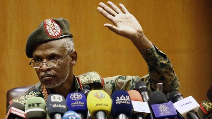 Sudan's army ruler vows to hand 'power to the people'