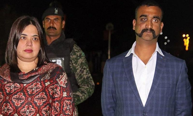 IAF recommends Wing Commander Abhinandan's name for Vir Chakra medal