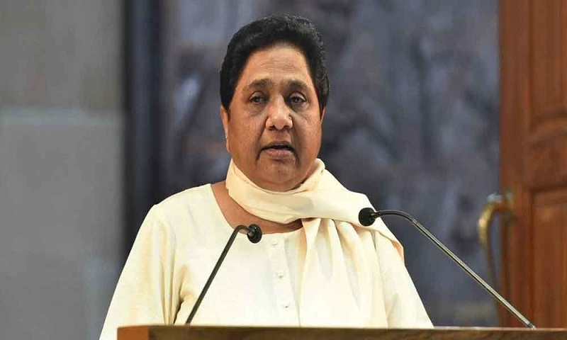 People of UP ready to change PM: Mayawati
