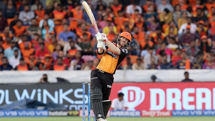 Sunrisers Hyderabad crushed Knight Riders by 9 wickets