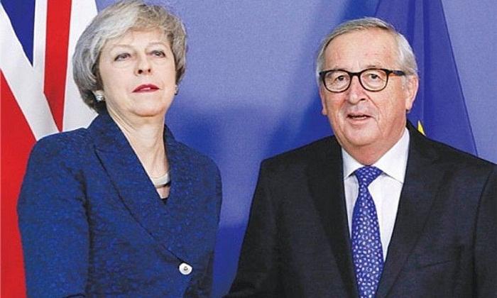 EU can't keep extending Brexit deadline: Juncker