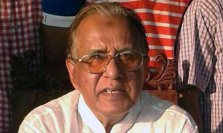 Former BNP minister Barrister Aminul Haque dies