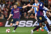 Barca on cusp of La Liga triumph after win over Real Sociedad