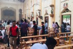 At least 80 injured as blasts hit two churches in Sri Lanka's Colombo during Easter mass