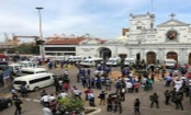 138 dead, 400 injured as explosions rock Sri Lankan capital during Easter