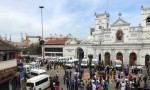 52 dead, 283 injured as six explosions rock Sri Lankan capital during Easter