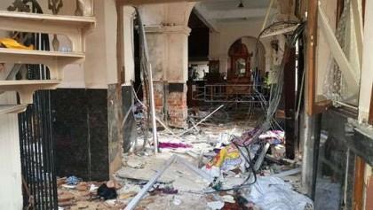 Sri Lanka declares curfew, blocks social media
