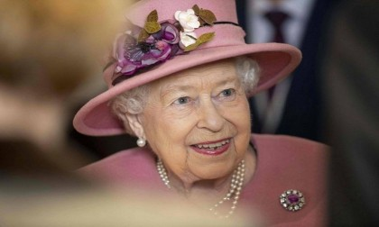 Britain's Queen Elizabeth II celebrates 93rd birthday