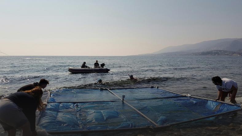Greek researchers enlist EU satellite against Aegean sea litter