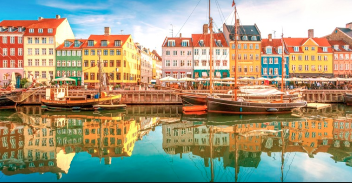 Denmark, one of the happiest countries in the World
