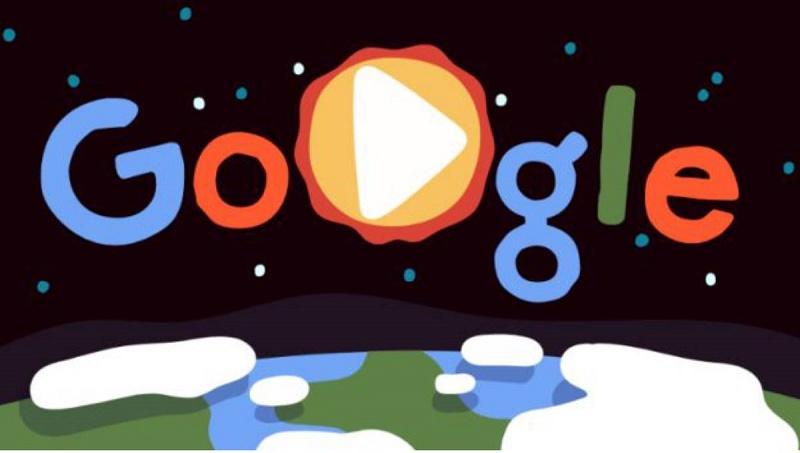 Google Doodle celebrates Earth Day 2019