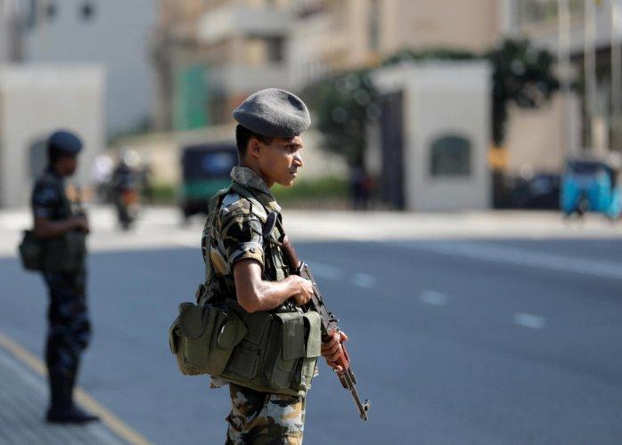Six Indians killed in Sri Lanka blasts