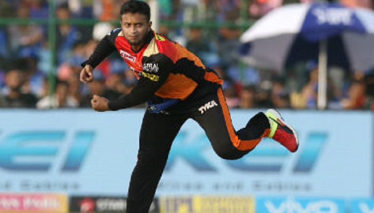 Shakib stays back in India to play IPL
