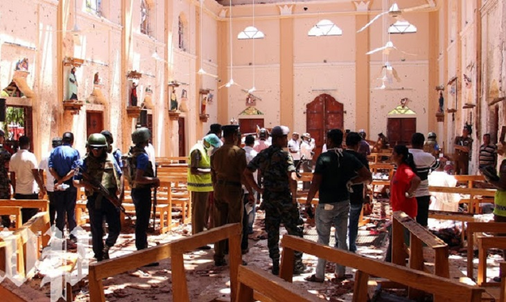 24 arrested over Sri Lanka Easter attack