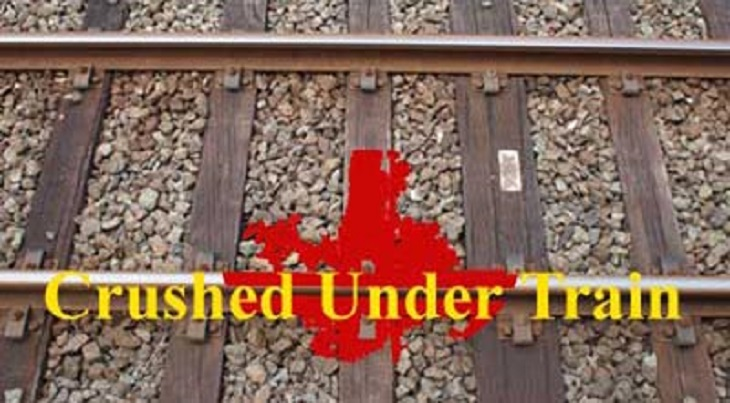 Youth crushed under train in Lalmonirhat
