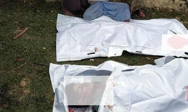 2 Rohingya 'drug traders' killed in Cox's Bazar 'gunfight'