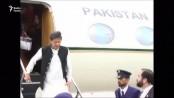 Pakistan PM Imran Khan makes first visit to Iran