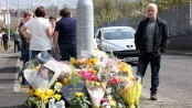 Two men released without charges after death of journalist in Northern Ireland