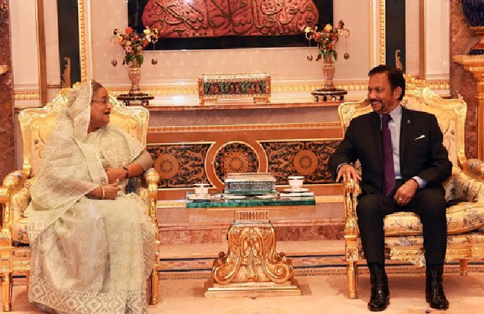 Sheikh Hasina proposes for formation of new regional economic forum