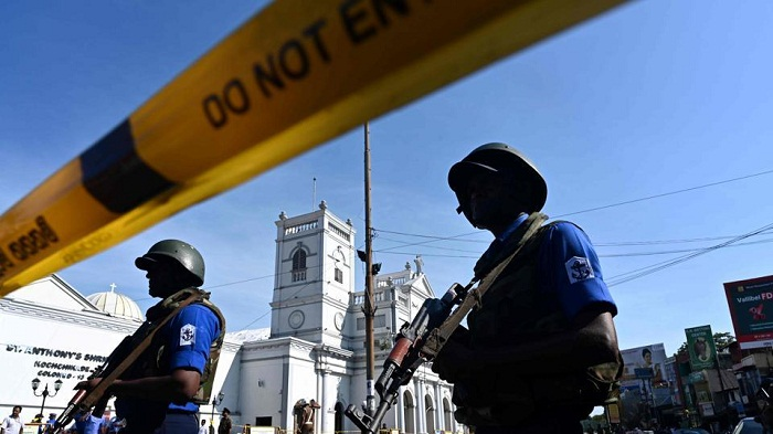 Local Islamist group behind blasts, says Sri Lanka government