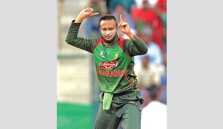 Shakib skips national training camp for IPL