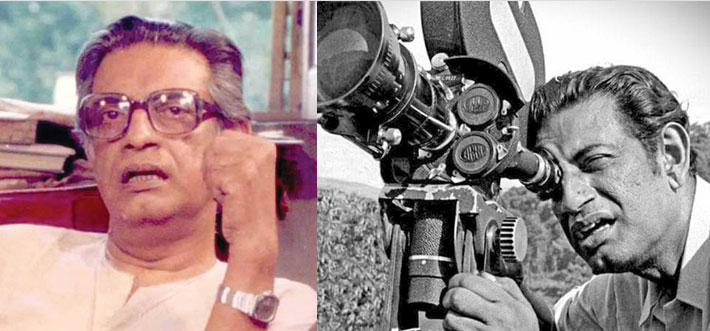 Remembering Satyajit Ray on his 27th death anniv