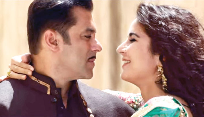 Salman, Katrina tell the love story of a man and his country in Bharat trailer