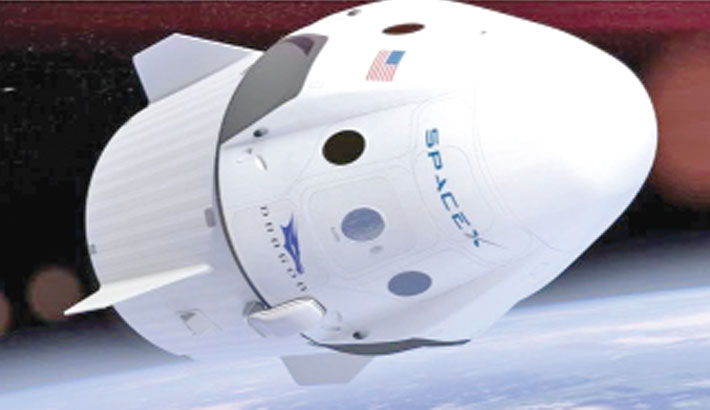 SpaceX capsule suffers 'anomaly' in tests