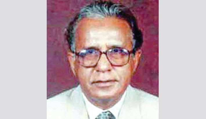 Former minister Aminul Haque no more