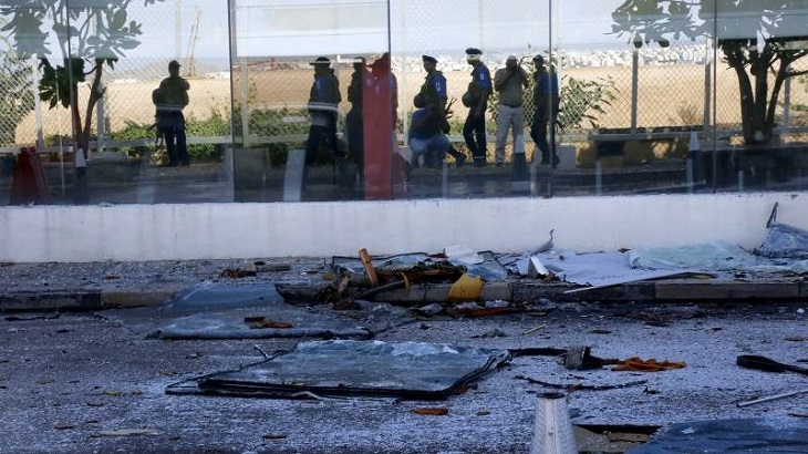 Islamic State group claims responsibility for Sri Lanka blasts