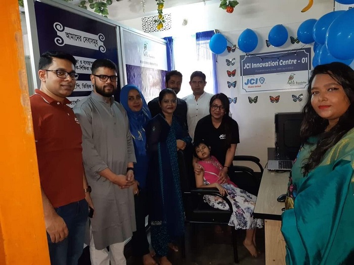 JCI opens innovation center in city