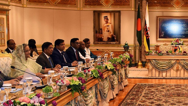 Ensuring well-being of Bangladeshi expats is govt duty, says Prime Minister Sheikh Hasina