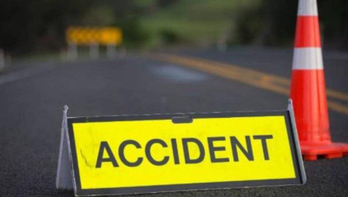 Road crash kills two in city