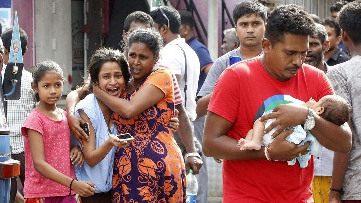 At least 45 children killed in Sri Lanka attacks: UN