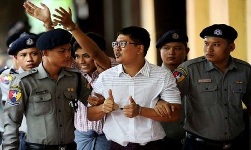 Myanmar Supreme Court to rule on appeal of Reuters reporters