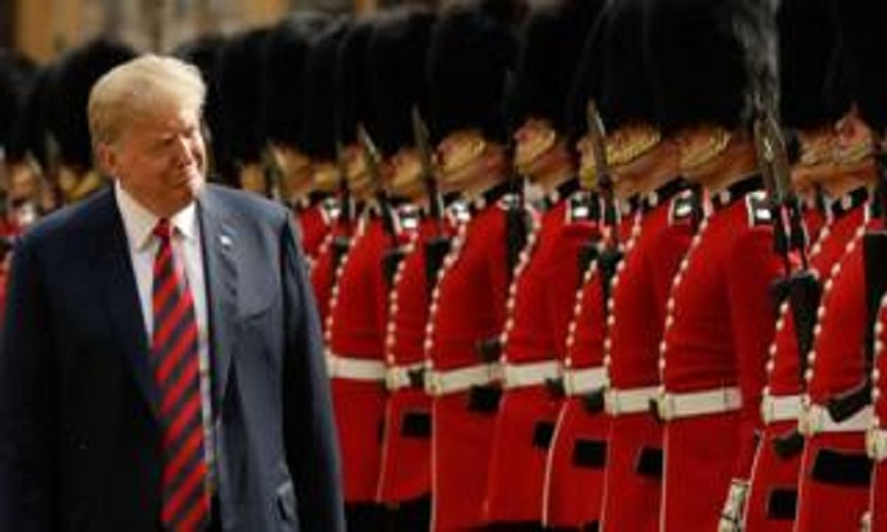 Donald Trump 'set for state visit to UK'
