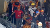 Rescuers race to find survivors after Philippine quake