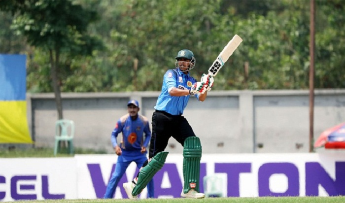 Soumya hits record-breaking double-ton in a List A game