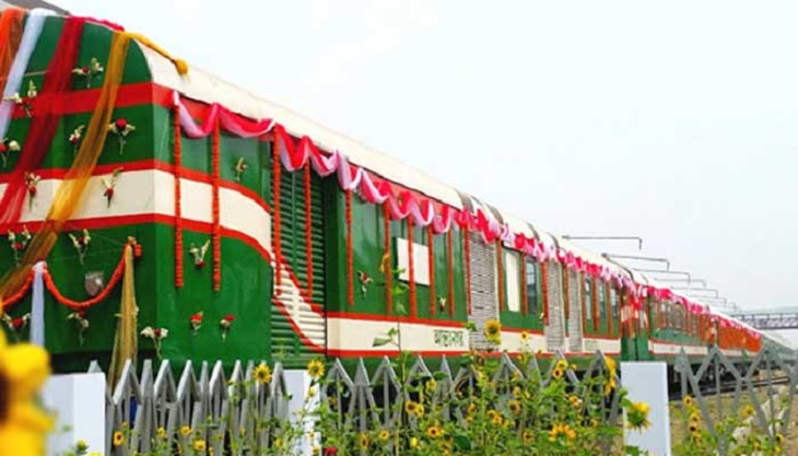 Dhaka-Rajshahi nonstop train goes operational from Thursday