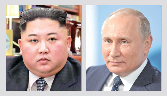 Kim to meet Putin in Russia Thursday