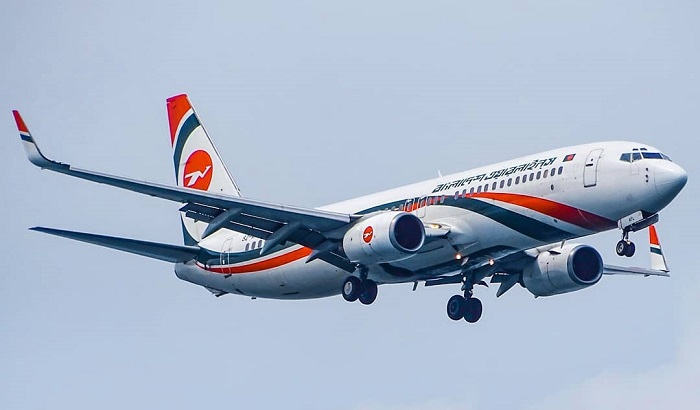 Biman to resume Dhaka-Delhi flight from May 13