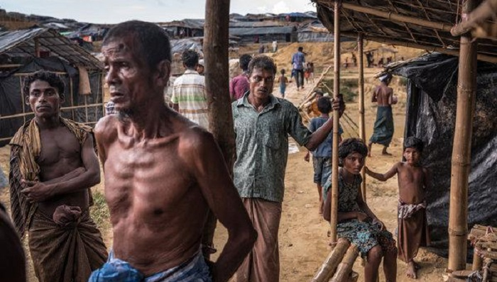 3 top UN officials due today to discuss Rohingya issue