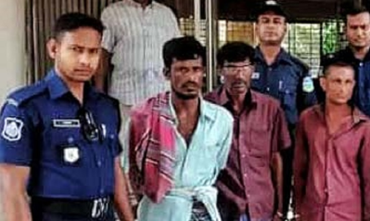 7 arrested on drug charge in Netrokona