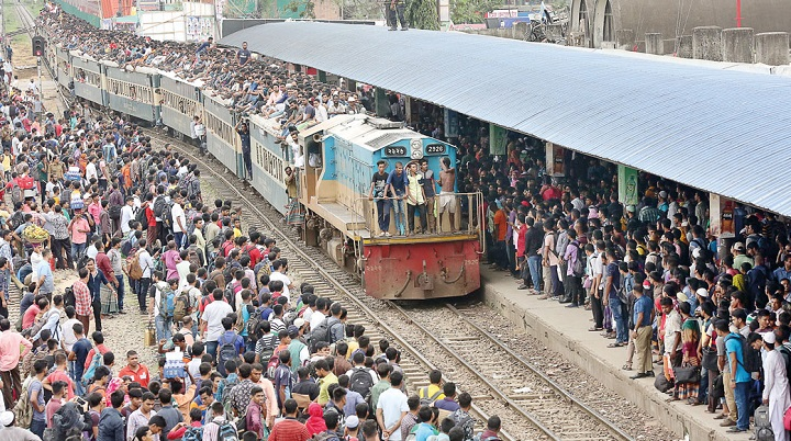 12 special trains to be added ahead of Eid
