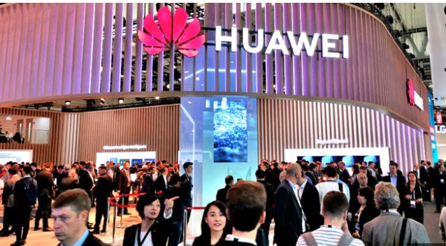 UK to let Chinese firm help build 5G network