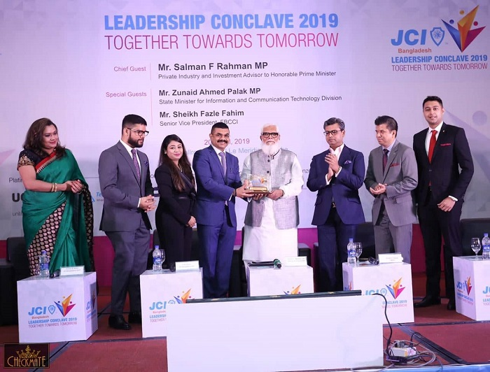 JCI holds leadership conclave in city