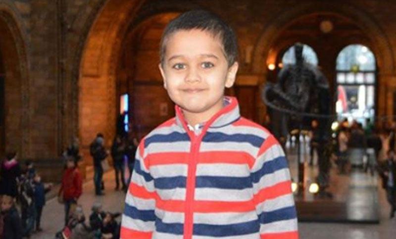Sheikh Selim's grandson Zayan  laid to rest