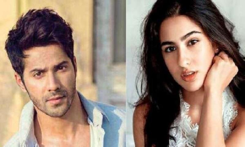 Sara Ali Khan to star opposite Varun Dhawan in Coolie No 1 remake